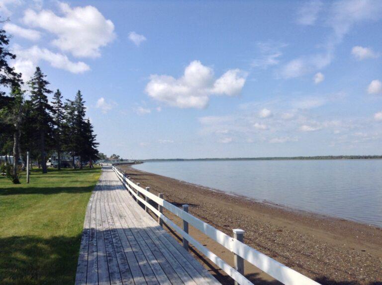 Sentier Pédestre Plein air Quoi faire Camping Shippagan - Nouveau-Brunswick N.B - Réservation Camping
