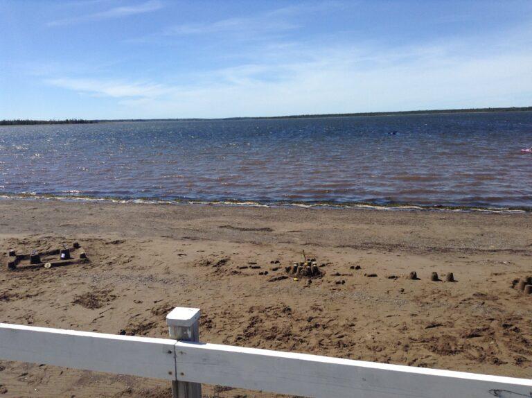 Plage - Attrait Quoi faire Camping Shippagan - Nouveau-Brunswick N.B - Réservation Camping
